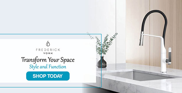 Frederick York - Transform Your Space - Style and Function - Shop Today