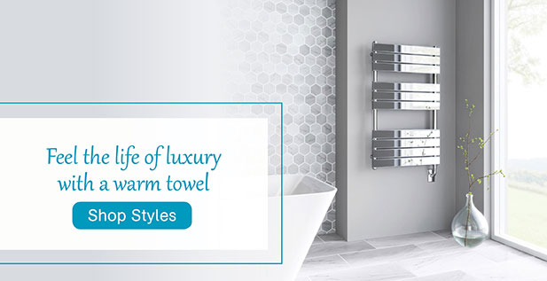 Feel the life of luxury with a warm towel - Shop Styles