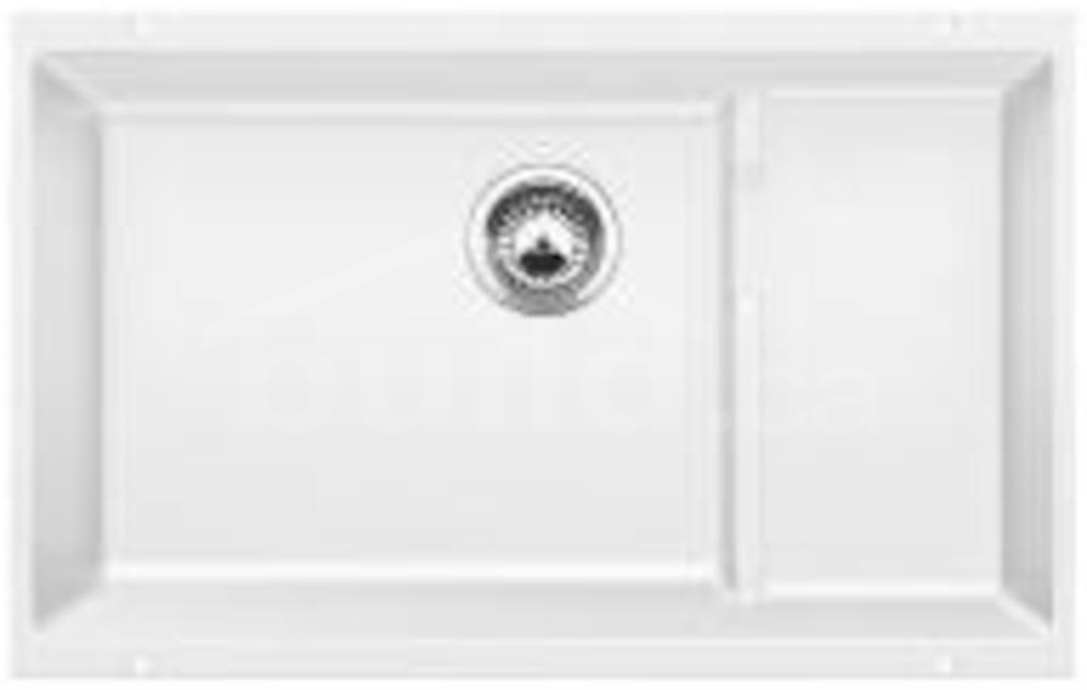 401482 Blanco 401482 Precis Cascade Double Bowl Undermount