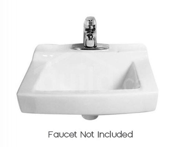 0321975 020 American Standard Declyn Wall Mount Bathroom
