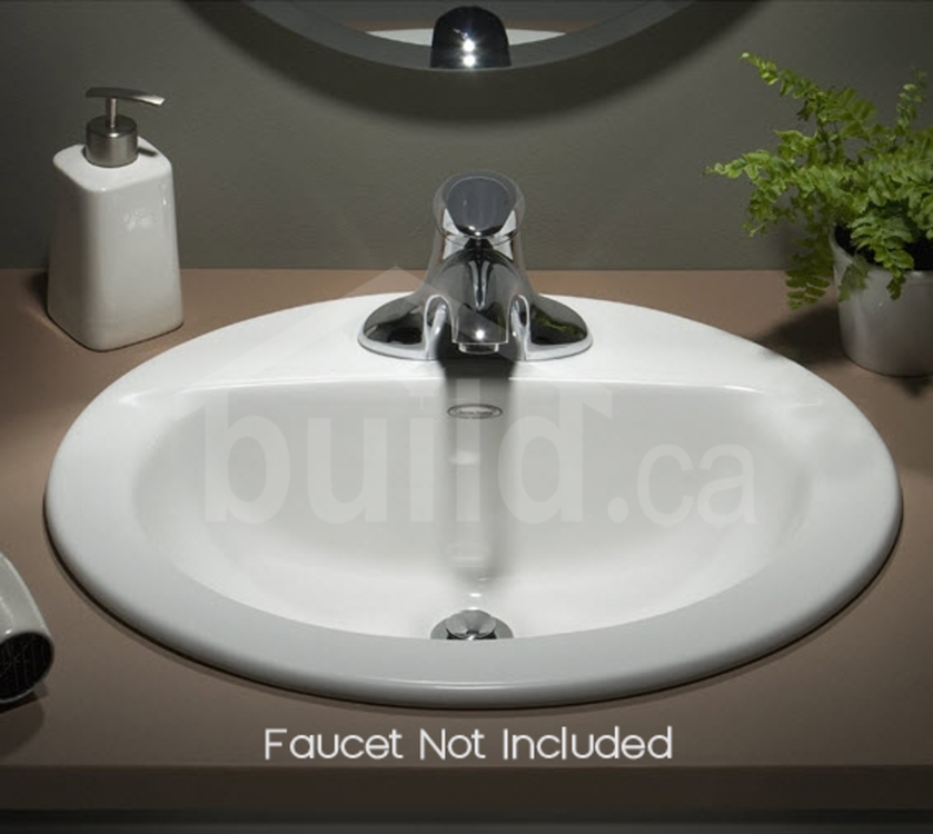 0346803 020 American Standard Colony Drop In Bathroom