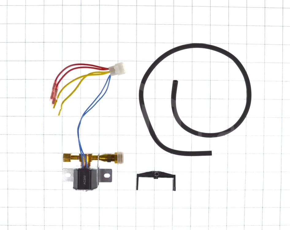 Humidifier Solenoid Wiring Diagram