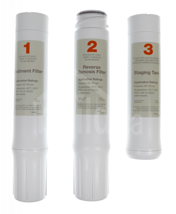 HONEYWELL 50045947-002//Y3168 REVERSE OSMOSIS FILTRATION SYSTEM FOR HUMIDIFIER
