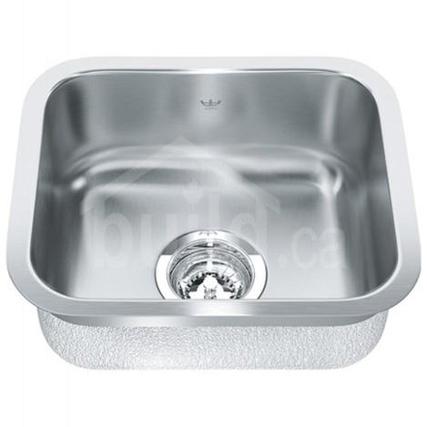 Qsu1315 6 Kindred Steel Queen Undermount Kitchen Sink 1