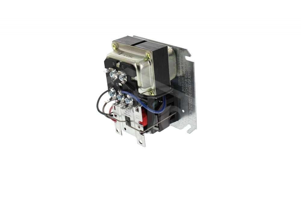 R8285a1048   Honeywell Fan Center  Relay Transformer  Spdt