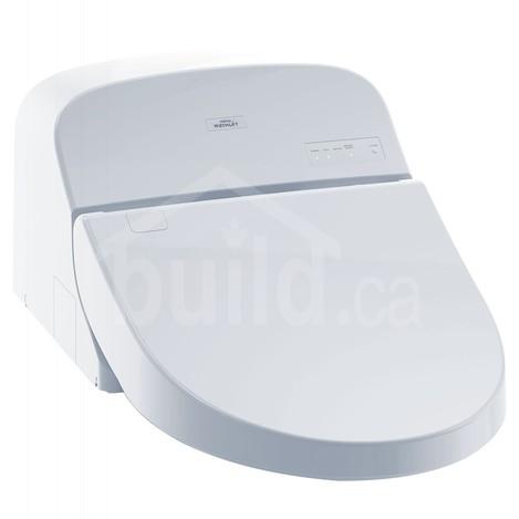 Sn920m 01 Toto Washlet G400 Elongated Seat Cotton White