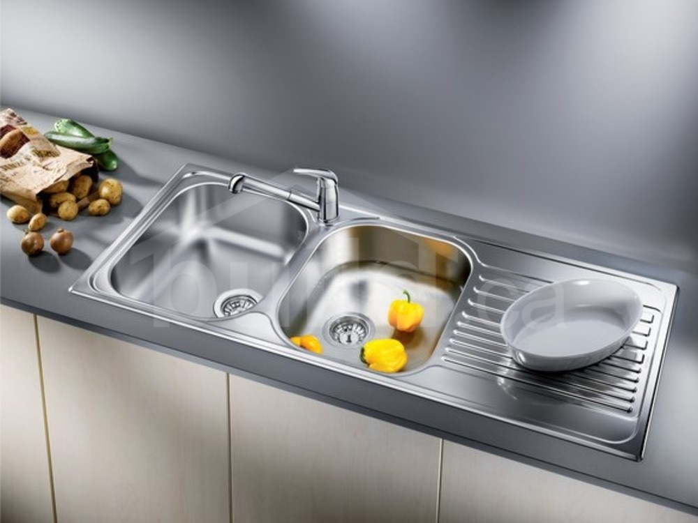 401653 : Blanco Tipo 8 S Drop-In Kitchen Sink with Right ...
