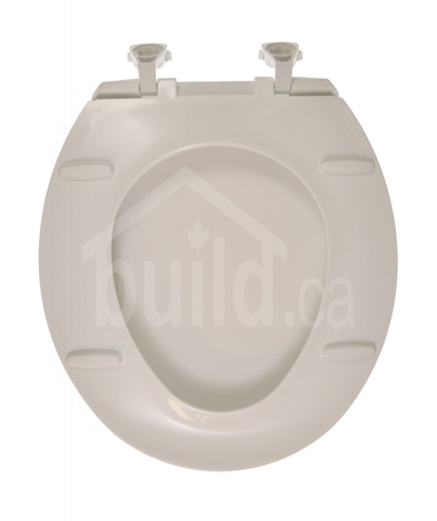 800ec 000 Bemis Toilet Seat Round Closed Front White